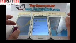 Who is the best Samsung Galaxy S3 Clone? HDC galaxy S3 VS HDC galaxy S3 LTE VS HDC galaxy S3 pro