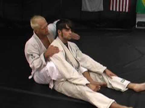 Jiu Jitsu Technique- Rear Naked Choke Image 1