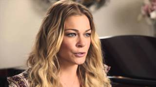 LeAnn Rimes talks about the recording of