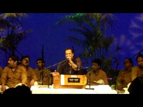 Rahat Fateh Ali Khan - O re Piya (Aaja Nachle) Live in Holland...