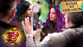 First Day on Set 📽️ | Road to Auradon | Descendants 3