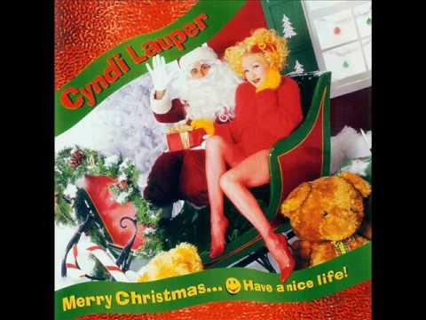 Cyndi Lauper - Christmas Conga