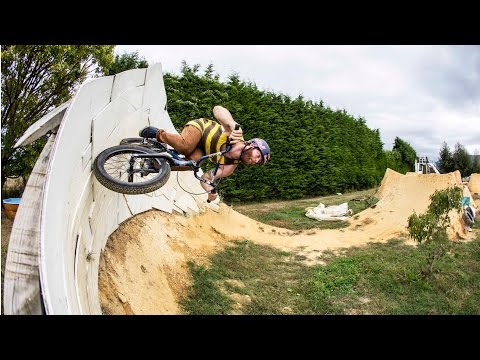 BMX Trail Riding and Park Sessions - Red Bull Tip to Tail - EP3