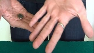 Truco de magia revelado - Fundir la moneda HD  [ Magic trick revealed ]