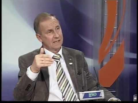 И.о. Президента РБА В.Р. Фирсов в эфире «Регион-Тюмень»