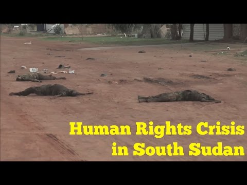 "South Sudan: UN report contains ""searing"" account of killings, rape and destruction"