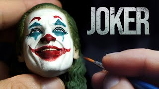 "Making Realistic Joker from Movie ""Joker"" Trailer Film(2019)"
