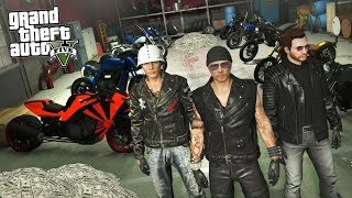 download lagu Gta 5 Biker Gang Life #1 - Starting A gratis