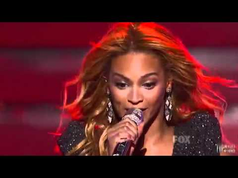 Beyonce 'Crazy in Love' on 'American Idol Final' Live Performance 2011 HD