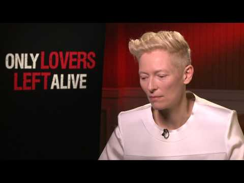 Interview with Tilda Swinton for Only Lovers Left Alive - Just Seen It