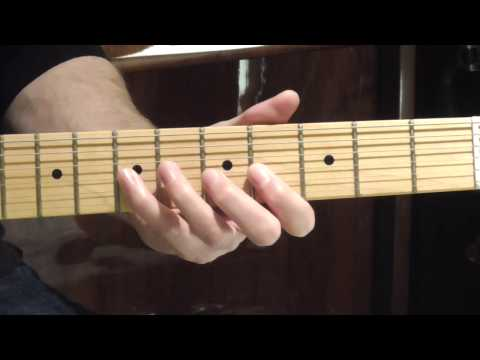For What It's Worth Buffalo Springfield Guitar Tutorial
