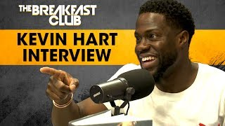 Kevin Hart Speaks On Bill Cosby, Bill Maher & That Time He Almost Became A Stripper
