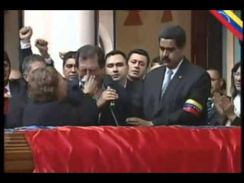 Adán Chávez: Hugo no te fallaremos