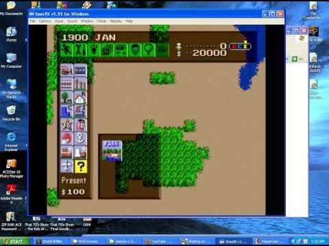 Misc Computer Games - Sim City - Snes Village Theme