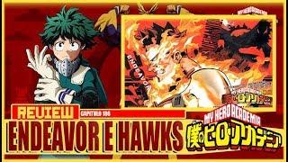 Boku no Hero Academia 186-ENDEAVOR e HAWKS!