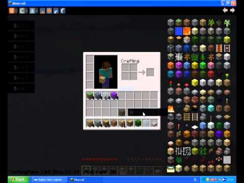 Minecraft- Jak zainstalować mod Too many items oraz Zeppelin 1.0.0