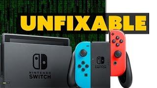 Nintendo Switch Exploit UNFIXABLE - Game News