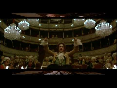 Milos Forman`s AMADEUS - selected scenes & music