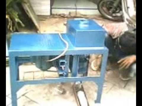 mesin pemotong ring pp gelas plastik (cup)