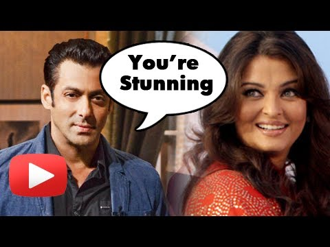 Salman Khan Admits Aishwarya Rai Is More Stunning Than Katrina Kaif - Koffee With karan 4