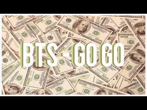 BTS - Go Go | (Easy Lyrics) | Pronunciación 💵
