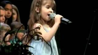 "Adorable 5 Year Old Kaitlyn Maher Sings ""Above All"" MUST SEE!"
