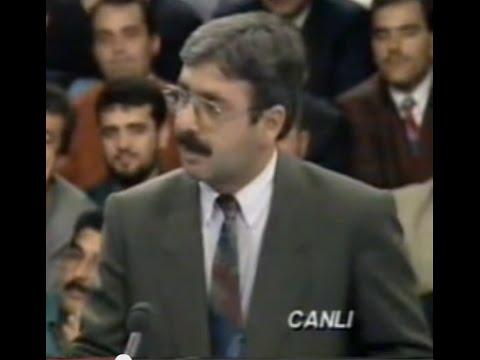 Yıl 1993; Sayın R.Tayyip Erdoğan, Bülent Arınç ve Mehmet Metiner birlikte bir açık oturumda