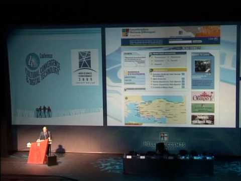 Web Science Conference 2009:closing ceremony part3