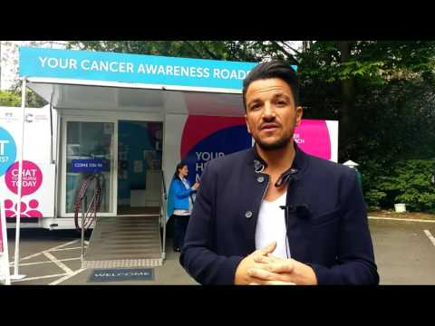 Cancer Research UK Cancer Awareness Roadshow Hastings