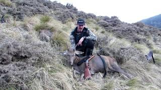 Late Winter - Early Spring Hunt September 2018 - Blaser K95 Kipplauf