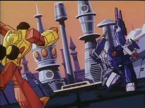 Transformers G1 season 4 Intro and Outro (1987) [HQ]