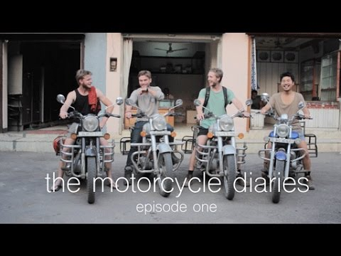 The Motorcycle Diaries - Episode 1 - Introduction