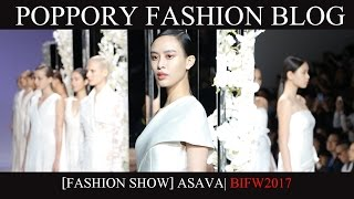 Asava  | BIFW2017 | Bangkok International fashion Week 2017