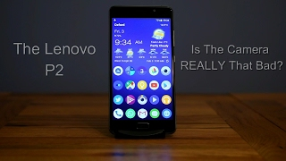 The Lenovo P2 Camera - Is It A Dealbreaker? Here's my Review...