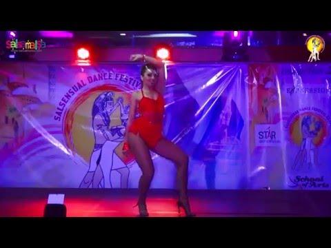 Alessandra Pagliara Solo Dance Performance | 1.EIDC
