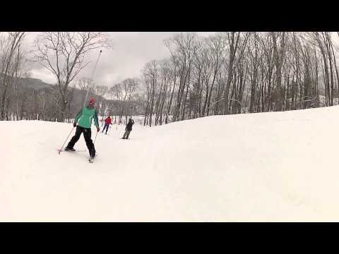 Skiing and Snowboarding at Cataloochee - Maggie Valley NC
