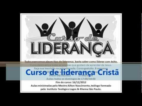 Curso de Liderança Cristã 01.Audio