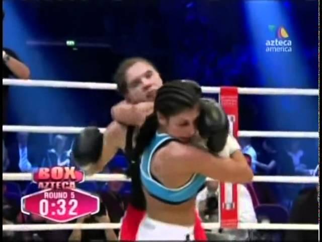 Nadia Raoui vs Oksana Romanova