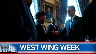 (West Wing )1/10/14 or,