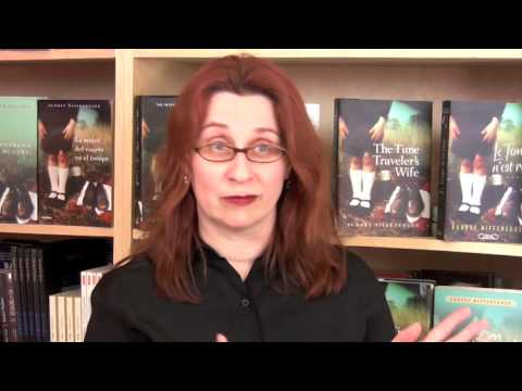 THE TIME TRAVELER'S WIFE interview with author Audrey Niffenegger
