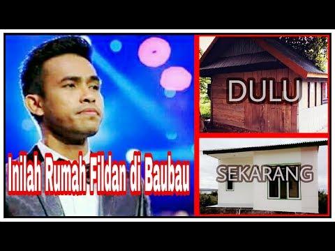 Inilah Rumah Fildan di Baubau, apresiasi Walikota atas kerja keras Fildan membanggakan Kota Baubau