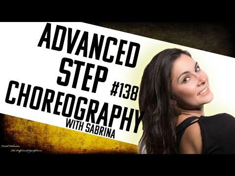 Step Choreography 138 Step by Step Advanced
