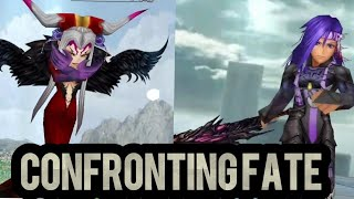 """#DFFOO [JP] 292 - Metzplay vs Ultimecia and Caius! """"Confronting Fate"""" Level 100 EX Battle"""