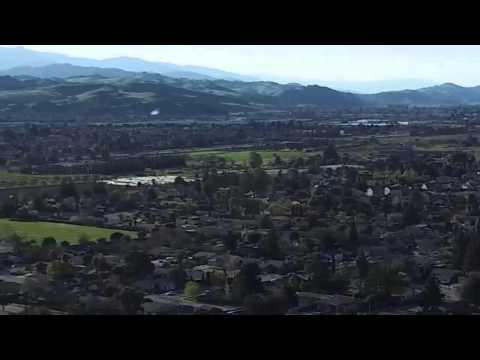'Supersonic UFO' filmed over Silicon Valley