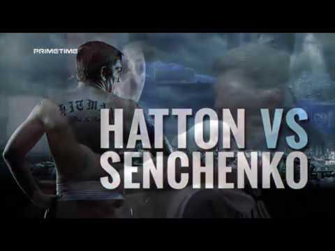 Ricky Hatton vs Vyacheslav Senchenko
