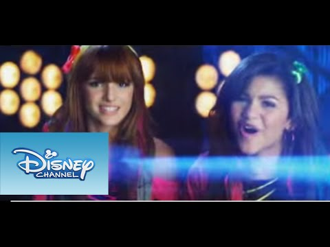 No Ritmo: Watch Me - Bella Thorne e Zendaya Music Videos