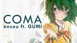 [ GUMI ] COMA ( Vocaloid Original / Cytus 5.0 Official )