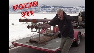 The Rocketman Show! Starring Robert Maddox The Rocketman!