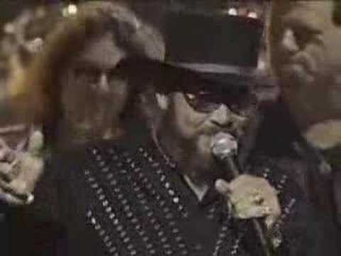 Hank Williams Jr. Kid Rock