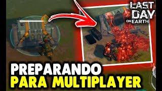 Preparando Arsenal De Armas Para Multiplayer Last Day On Earth